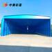 江西宜春環保噴漆房帳篷活動棚排擋燒烤帳篷推拉棚大型倉儲雨篷收縮篷