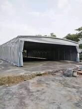 喀什莎車移動車棚停車遮陽棚活動推拉折疊帳篷圖片