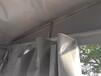 開縣倉庫蓬活動伸縮式帳篷大型移動推拉雨棚