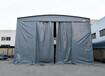 舟山隔離帳篷活動伸縮式帳篷夜市排擋帳篷