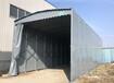 梧州推拉活動雨蓬收縮雨棚