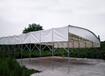 泰安戶外大型伸縮式棚多功能雨蓬