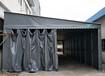 防城港移動帆布遮陽棚收縮雨棚