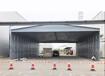 杭州移動帆布遮陽棚收縮雨棚