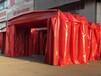 移动棚推拉篷红白喜事帐篷户外广告帐篷