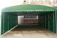 收缩防雨棚停车遮阳蓬伸缩式棚