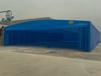 防疫收縮雨棚防曬防雨帳篷移動籃球棚