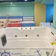 重庆婴儿游泳设备婴儿游泳池洗澡盆游泳馆加盟设备水育早教