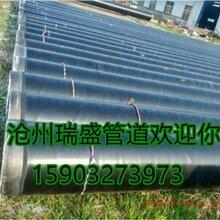 防腐钢管燃气管道用3PE防腐钢管生产厂家图片