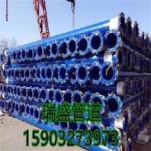 石油管道环氧粉末防腐钢管市场发展好