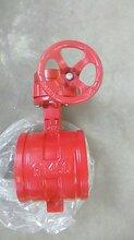 涡轮沟槽蝶阀工业用阀好质量欧特莱值得信赖