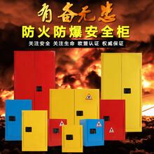 深圳4-110加仑化学品柜防爆柜可送货