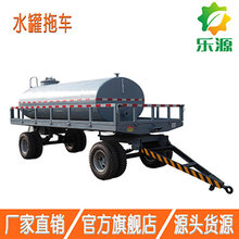 水罐拖车油罐拖车图片