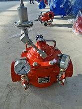 沟槽式减压阀哪家质量好?河北欧特莱200X先导式减压阀球墨铸铁材质