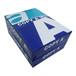 80克A4辦公用紙單包500張高速激光打印不卡紙廠家
