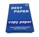 供應內蒙古外貿出口A4高檔辦公用紙80g全木漿打印紙