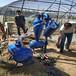 長沙果樹滴灌技術安裝圖農田果園水利灌溉設施果園滴灌管