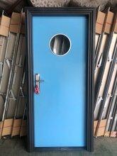 廣東學校門廠家生產教室門宿舍鐵門鋼板門公寓工程門圖片