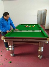 北京地区台球桌维修更换台呢台球桌上门安装维修