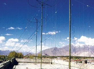 TN234短波垂直柱形天线(6MHz22MHz)