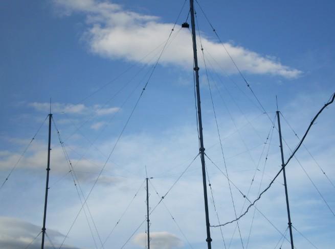 TN235菱形天线(2MHz30MHz)
