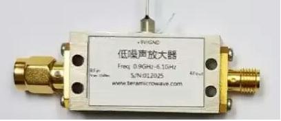 TN802小信号宽带超低噪声放大器(0.5GHz-18GHz)