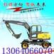 潍坊建筑工程必备山鼎轮式挖掘机