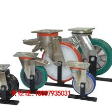 重载型AGV驱动单元4轮驱动配套意大利tellurerota辅助脚轮图片