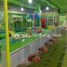 儿童乐园设备加盟需要多少钱健童厂家