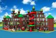 大型儿童乐园加盟2018火热加盟项目