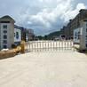 中泰华安•花溪童世界项目部栅栏道闸工程实例