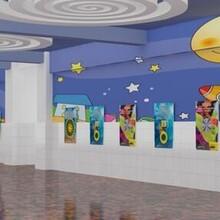 厂家供应ZJBG壁挂式科普互动展品科教智慧墙系列展品