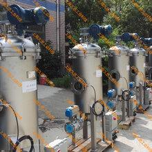 自清洗过滤器原理及应用