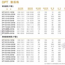 日本第一电通DDK伺服电动缸DPT系列