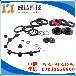 福建硅胶杂件加工制造厂家电话186-8218-3005南平工业硅胶发泡管送货及时