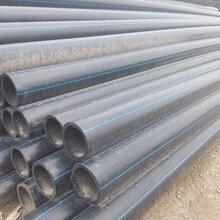 山西太原PE管材现货有电力穿线管和给水太原PE管图片