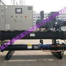 天津工业冷水机冷冻机冷油机大型螺杆机组保养维护维修厂家图片