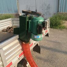 小型农用粮食装车软管抽粮机车载式小米玉米装袋收粮机图片