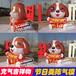 充气旺财狗气模狗年新年春节卡通模型定制发光夜光狗模型财神狗