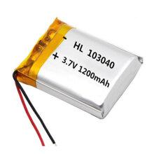 专业供应优质聚合物电池超薄可充电电池