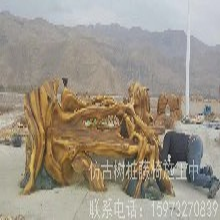 水泥塑石假山仿木栏杆施工队伍