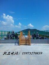 广西广东四川贵州塑石假山木纹栏杆施工队伍