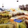 深圳塑石假山施工