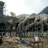 四川树藤栏杆施工