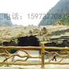木纹栏杆施工