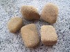 山东各色鹅卵石大量库存砂岩鹅卵石