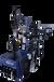 倒臂式半自动拆胎机539FS