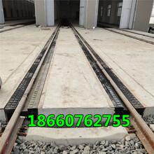 混凝土整體道口鋪面板,2500×3000×500鐵路整體道口板圖片