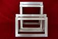 江蘇絲印鋁合金網框印刷絲網版絲印鋁框廠家定做直銷