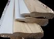 北京水性75度白橡膠50X8X1000尖口木柄刮刀批發價格